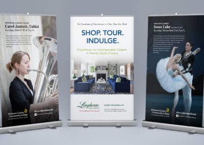 Pull-Up Banner Designs