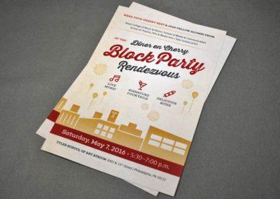 Block Party Invite