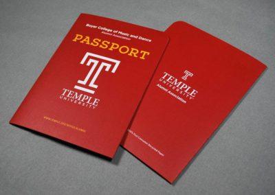 Boyer Alumni Passport
