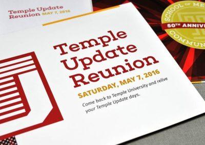 Update Reunion Invite